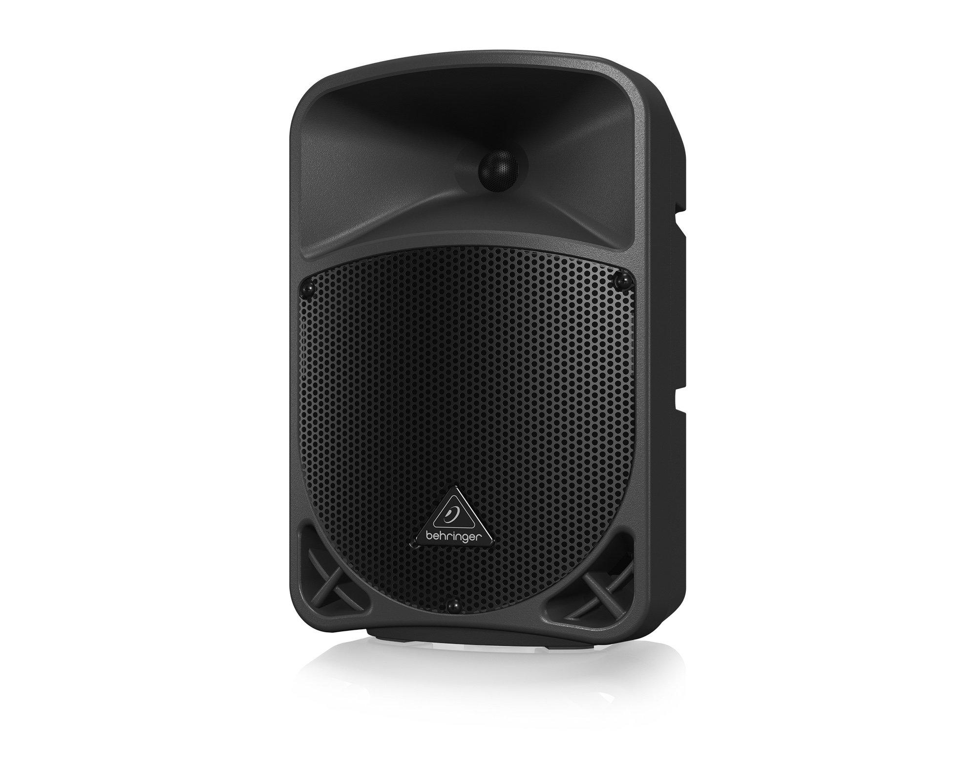 "10"" 2-Way 300 Watt Active PA Speaker with Wireless Expandability"