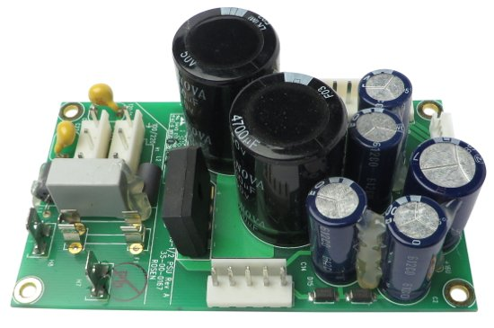 Power PCB for LowDown Amp