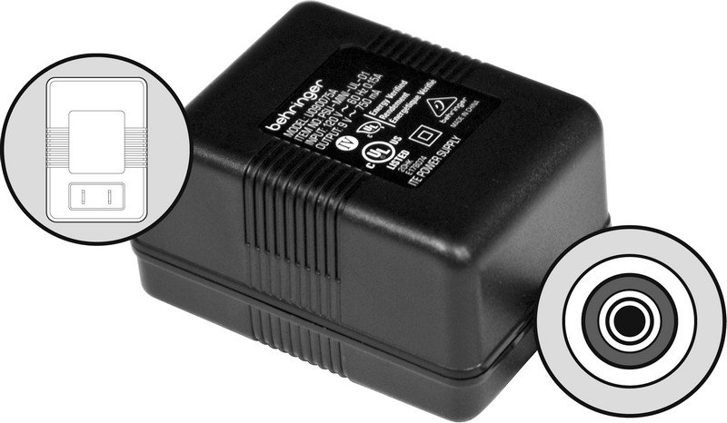 120V Replacement Power Supply for NOX101