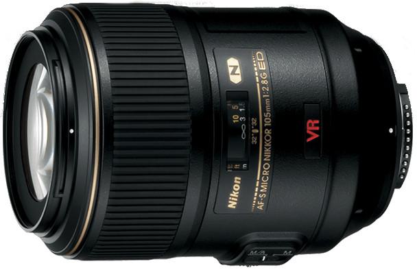 AF-S VR Micro NIKKOR 105mm f/2.8G IF-ED Macro Lens