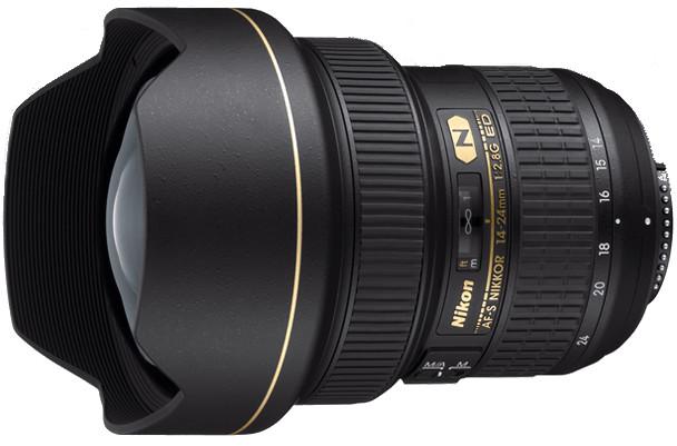 AF-S NIKKOR 14-24mm f/2.8G ED Zoom Lens