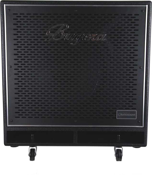 """1x15"""" 2000W Bass Speaker Cabinet"""