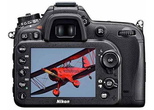 24.1MP DSLR Camera with AF-S DX NIKKOR 18-140mm VR Lens
