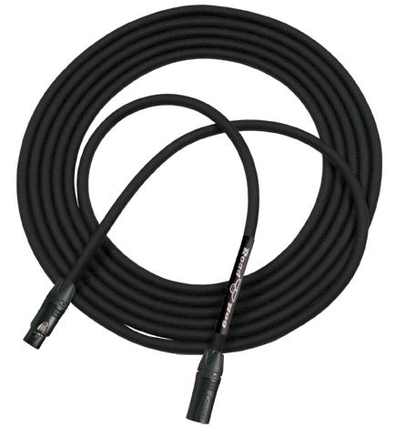 25 ft Roadhog Microphone Cable