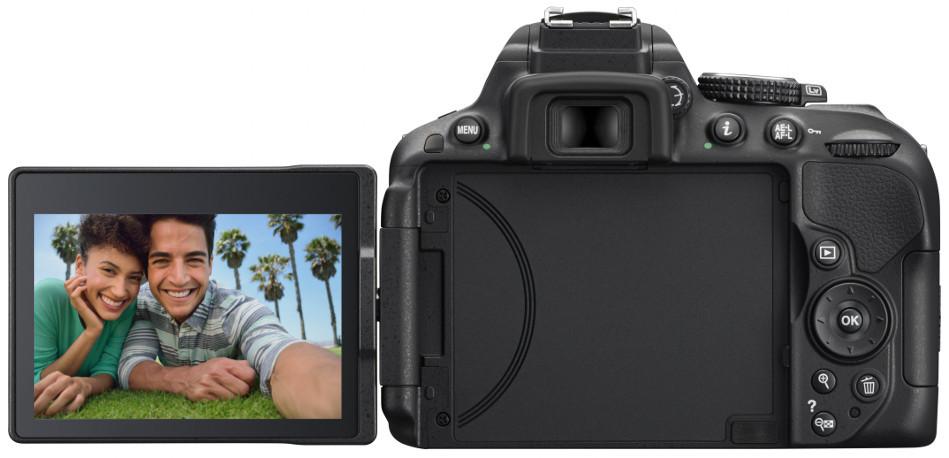D5300 24 2MP DSLR Camera Kit with AF-S DX NIKKOR 18-140mm f/3 5-5 6G