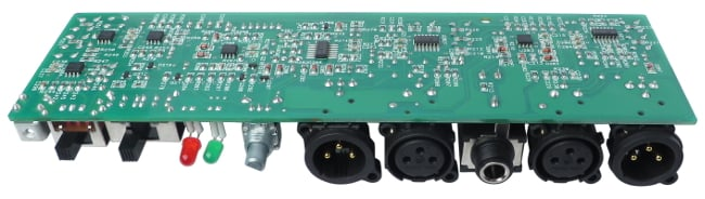 Input PCB for EON 518S