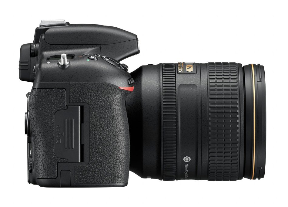 D750 FX-Format HD-SLR 24.3 Megapixel Camera Body