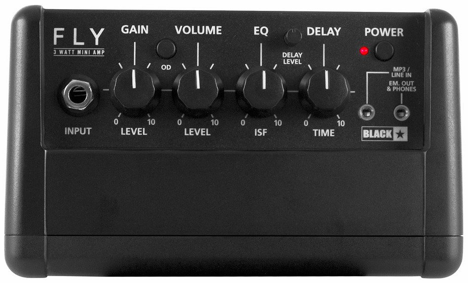 3W Miniature Guitar Combo Amplifier