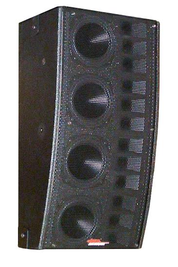 Compact Line Array Module