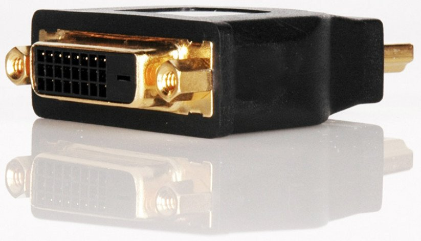 HDMI Male to DVI-D Dual Link Female Adapter