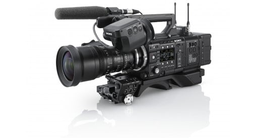 EFP-Style Build-up Kit for PMW-F55 and PMW-F5 CineAlta cameras