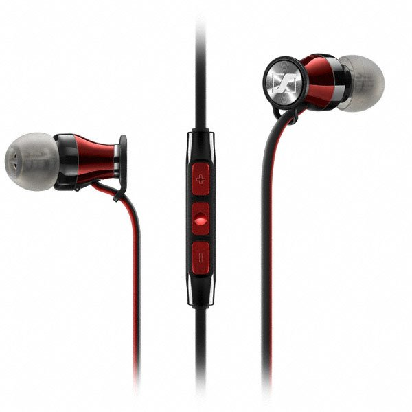 In-Ear Headphones with In-Line Remote for Android or iOS Devices