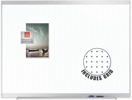 Platinum Total Erase Magnetic Whiteboard