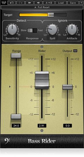 Bass Level Management Plugin