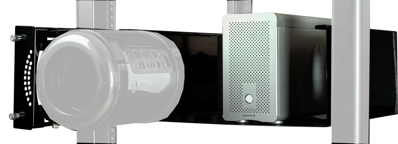 ExpressBox 3T-DB with Mac Pro Rackmount Kit