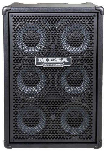"""6x10"""" 900W Bass Speaker Cabinet with Silver Grille"""