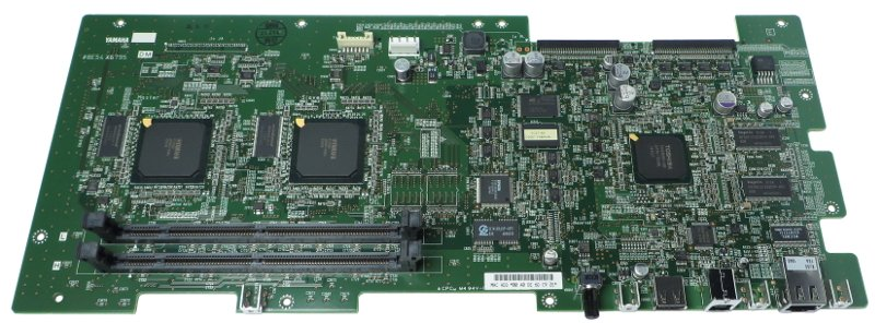 Main PCB for MOTIF XS Series