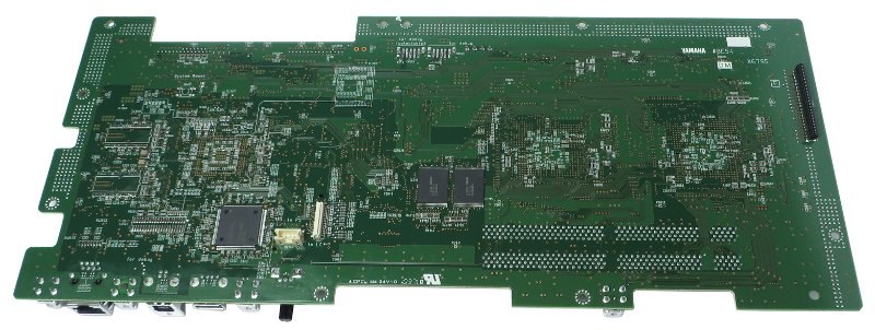 Yamaha WG141500 Main PCB For MOTIF XS Series | Full Compass Systems