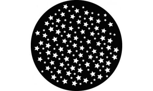 Star Breakup Pattern Gobo
