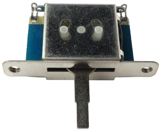 3-Position Pickup Selector Switch