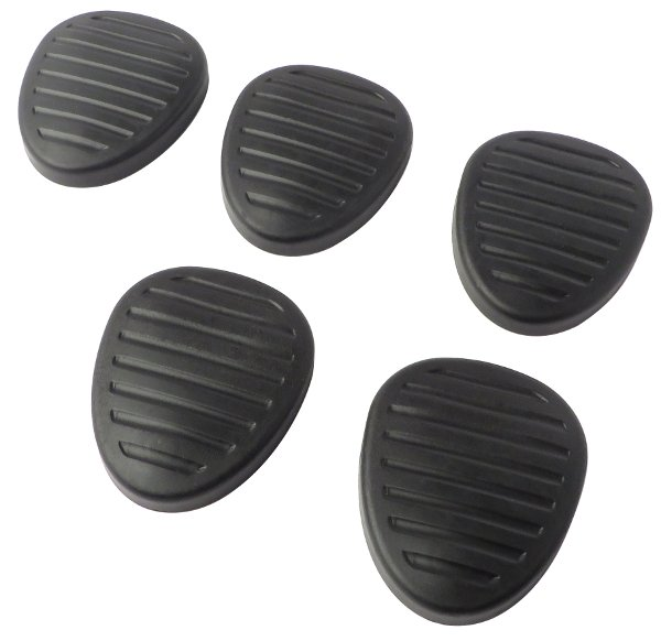 Set of 5 Rubber Feet for 502AM