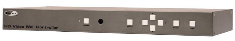 2x2 HD Video Wall Controller