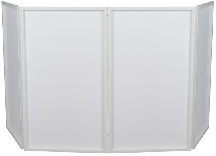 4 Panel White Facade