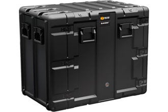 Pelican Cases BLACKBOX-14U-SAE  14RU Hardigg Blackbox Rack Case BLACKBOX-14U-SAE