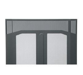 45-Space Vented Front Rack Door