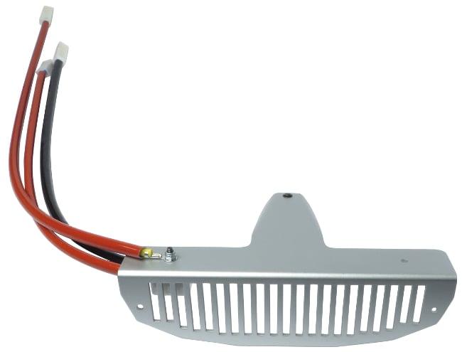 Right Lamp Socket for Atomic 3000 DMX