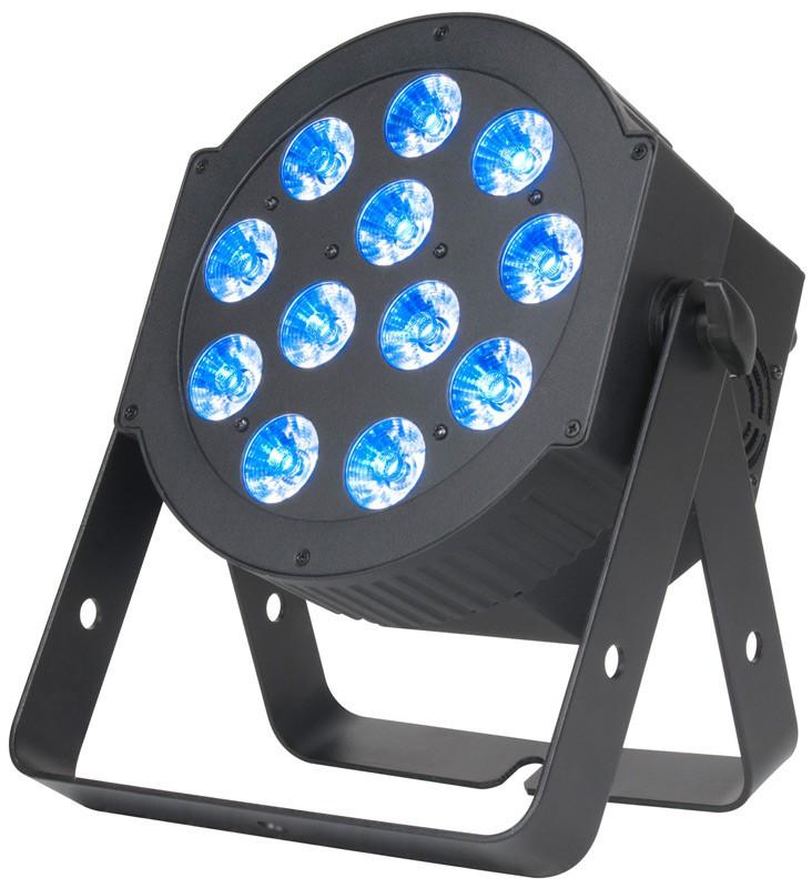 12x 12W 6-in-1 Hex LED Par Fixture