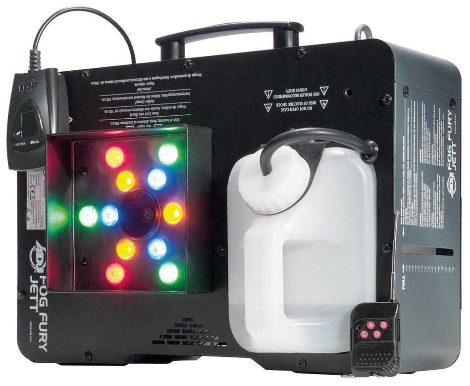 700W 12x3 RGBA Fog Machine