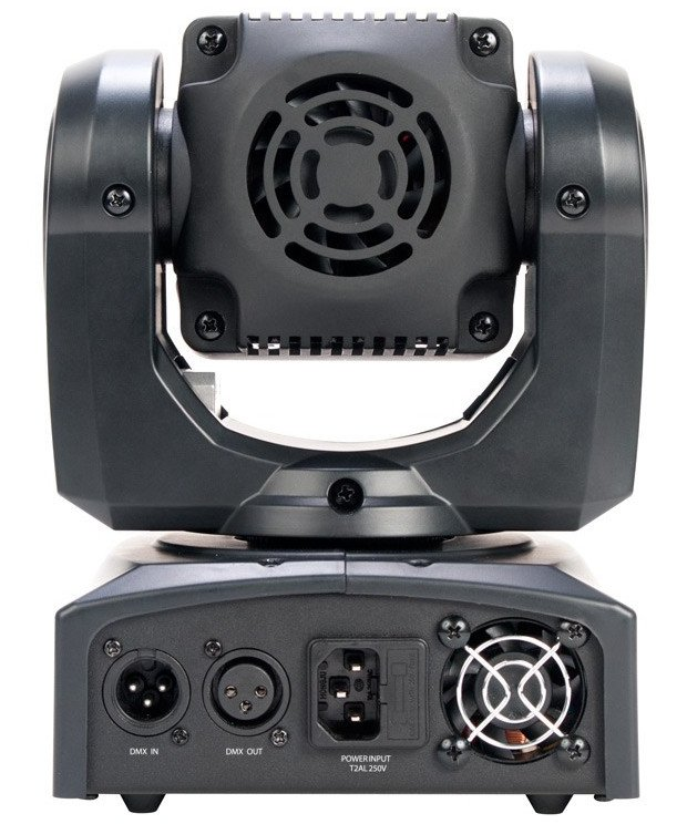 ADJ Inno Pocket Wash 4x10W Compact Moving Head LED Wash INNO-POCKET-WASH