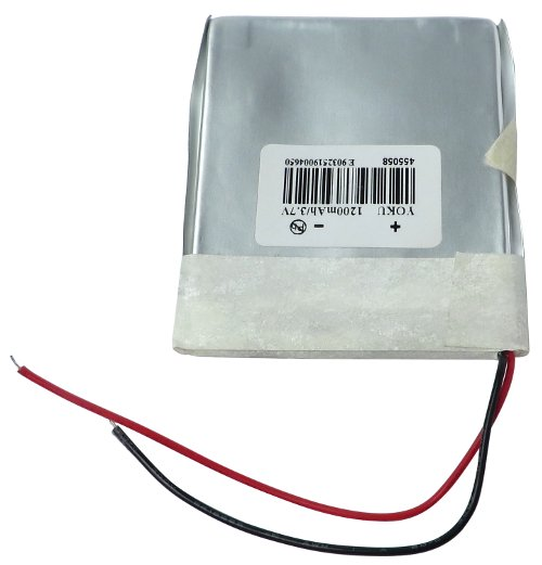 Battery for MicroTrack 24/96