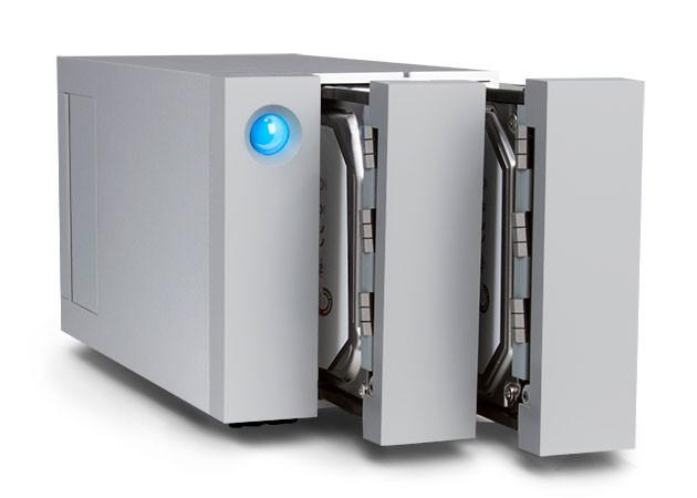12TB USB 3.0/Dual Thunderbolt 2 RAID External Hard Drive
