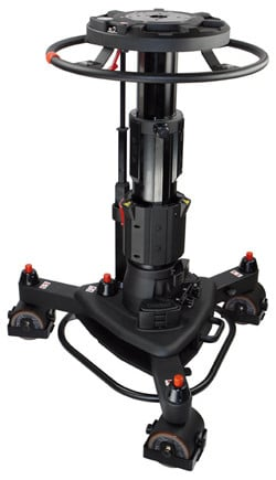 P90 Master Pedestal Kit with Master Mk II Fluid Head and 2 Pan Bars