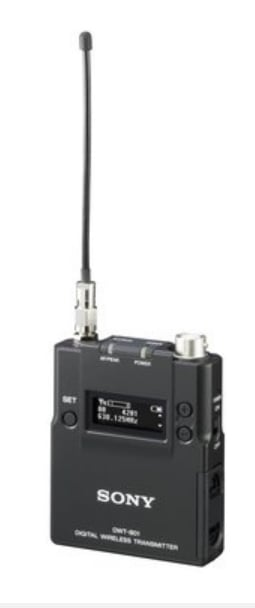 Digital Body-Pack Transmitter