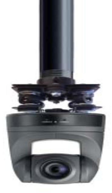 Anti-Vibration Multi-Camera Adaptor in Black