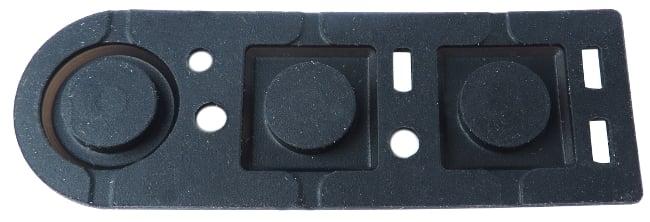 Telex F.01U.140.674  Key Pad for BP-1002 F.01U.140.674