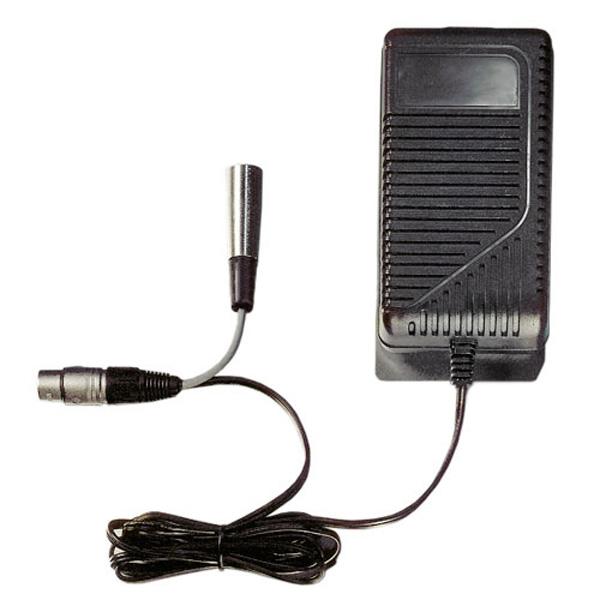 50W Power Supply for Rosco Rotators, I-Cue Intelligent Mirrors, etc. - Includes DMX Passthrough