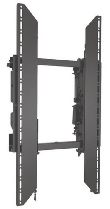 ConnexSys Video Wall Portrait Mounting System without Rails