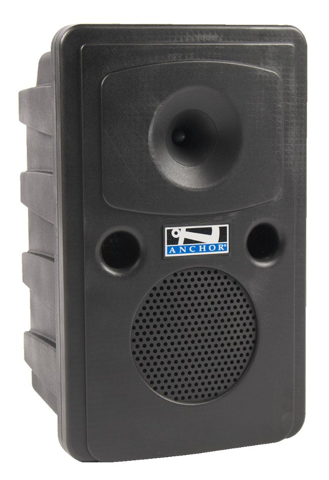 Go Getter Portable PA System with (1) UHF Wireless Receiver, CD/MP3 Player and Bluetooth Connectivity
