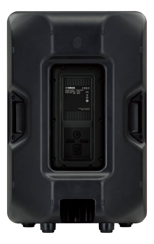 "15"" 2-Way 1000 Watt Peak Passive Loudspeaker with 90°x60° Dispersion"