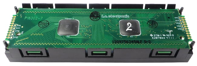 LCD Display for D-Two