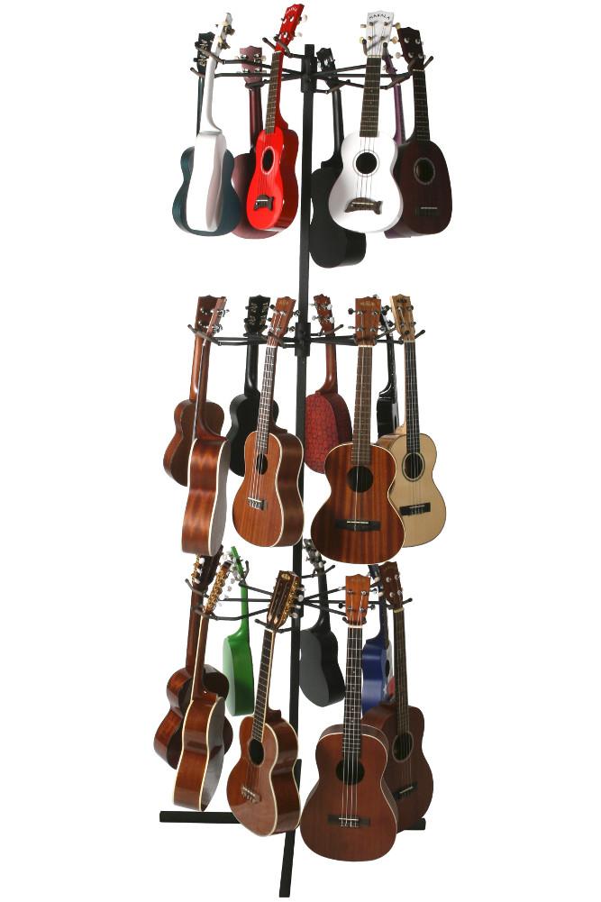 3-Tier Small Stringed Instrument Tree Rack