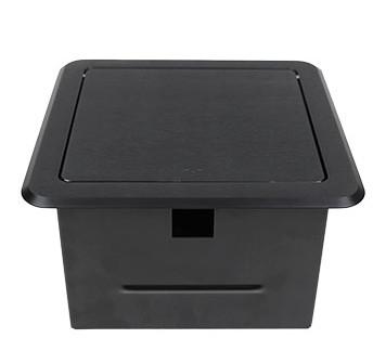 Tilting Tablebox in Black