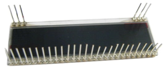 LCD Display for SR4000