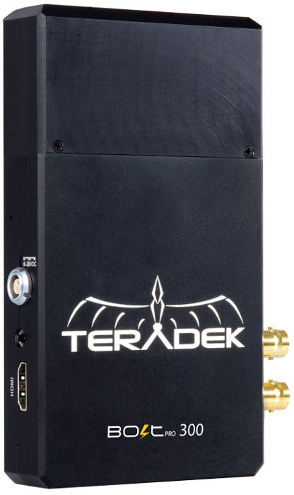 Teradek Bolt Pro 300 3G-SDI/HDMI Video Transceiver Set