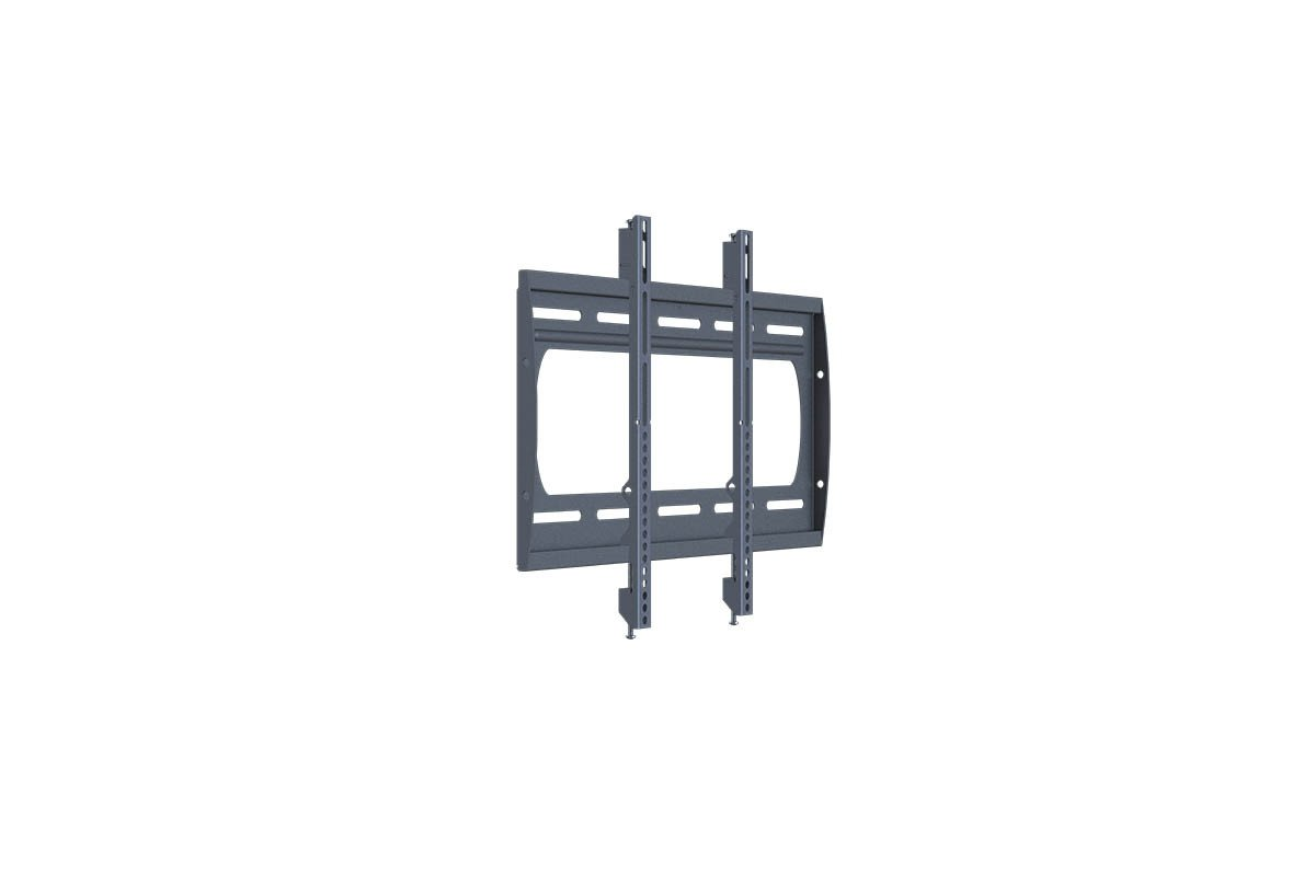 Low-Profile Mount for Flat Panel Displays up to 130 lbs.