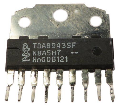 Power Amp IC for Micro Spider